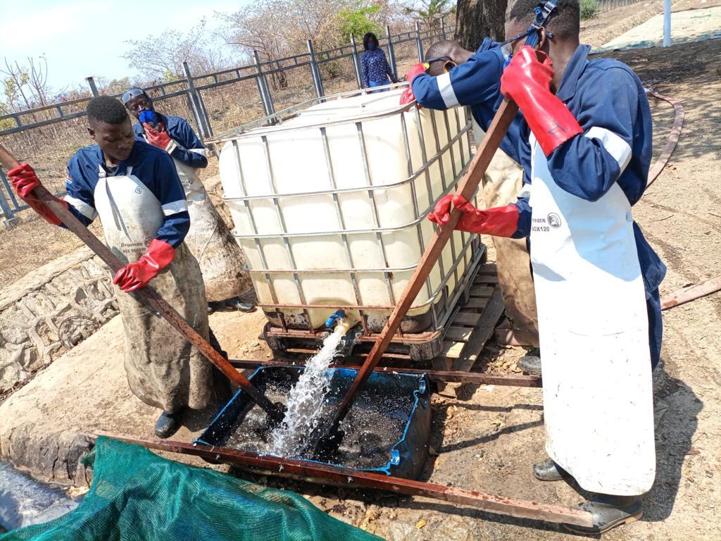 Projeto de cooperação técnica com Moçambique e Malawi avança com missões locais