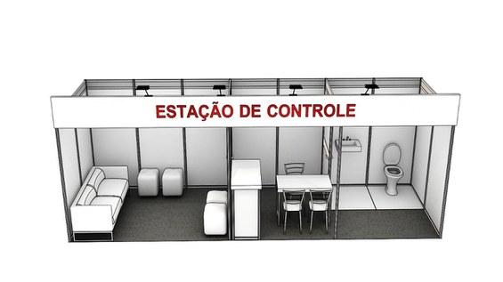 Estação de Controle 1