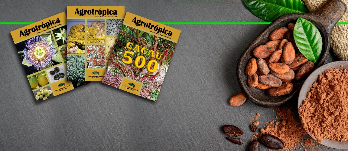 Conheça mais sobre a revista Agrotrópica