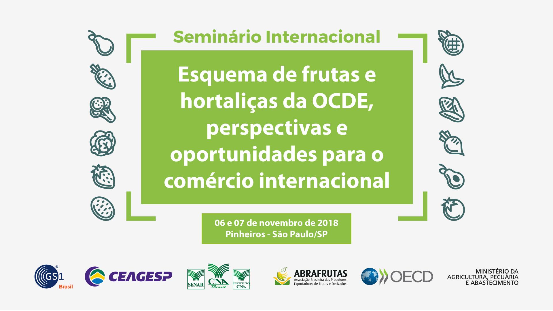 Seminário OCDE arte