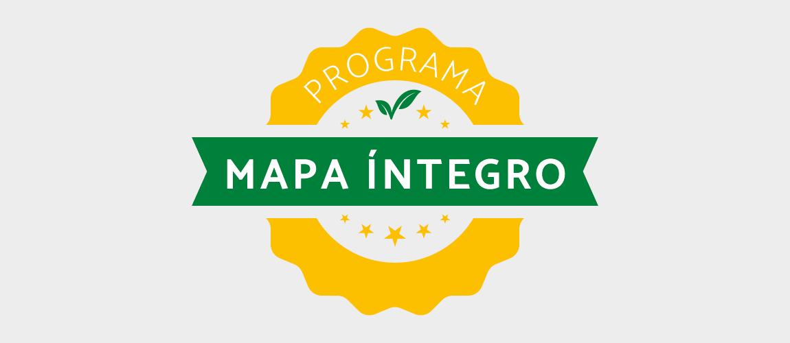 Conheça o Programa MAPA ÍNTEGRO do Ministério da Agricultura, Pecuária e Abastecimento, aprovado pela Portaria MAPA nº 60, de 10 de abril de 2019, é um conjunto de medidas alinhadas aos novos eixos definidos pelo Decreto nº 9.203, de 2017.