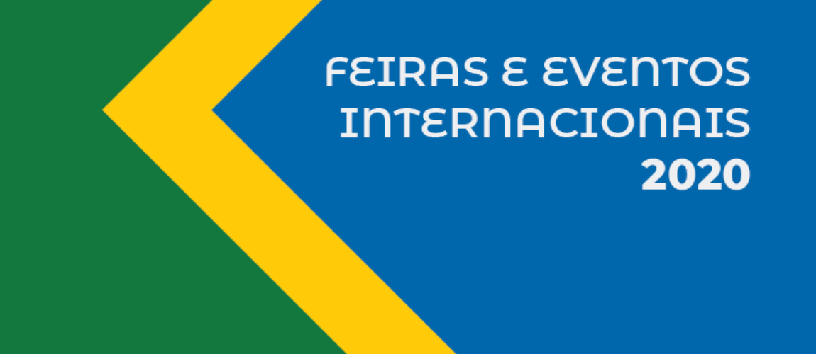 feiras e eventos internacionais 2020