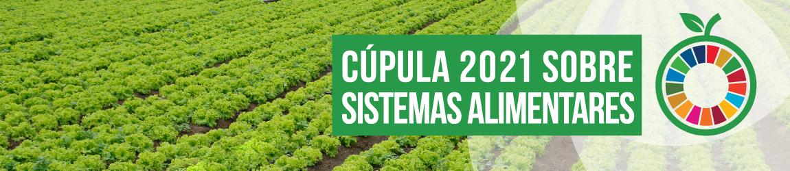 Cupula 2021 dos sistemas alimentares