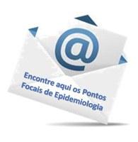 Contato dos pontos focais em epidemiologia nas UFs