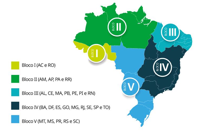 IMG Organização geográfica para zonificação