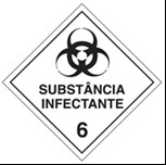 material infectante