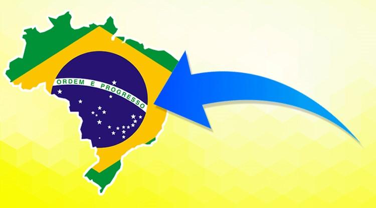 Entrar no Brasil