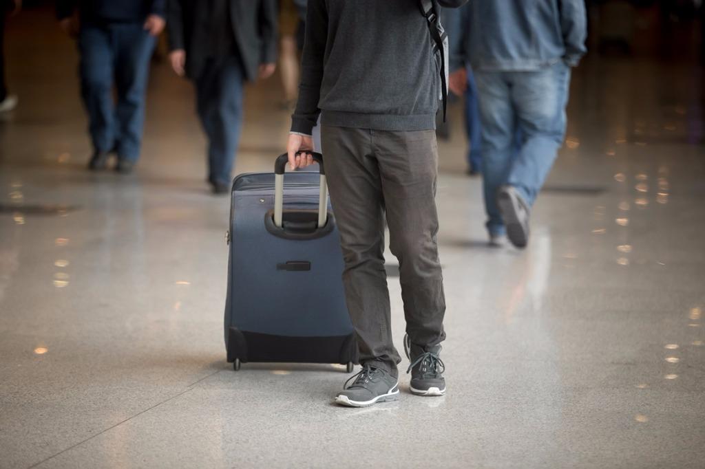 Orientações aos viajantes