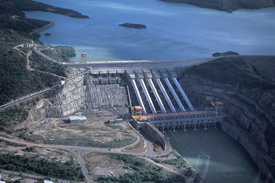 Hidrelétrica de Xingó (AL/SE)