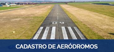 cadastro de aeródromo