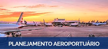 planejamento aeroportuário