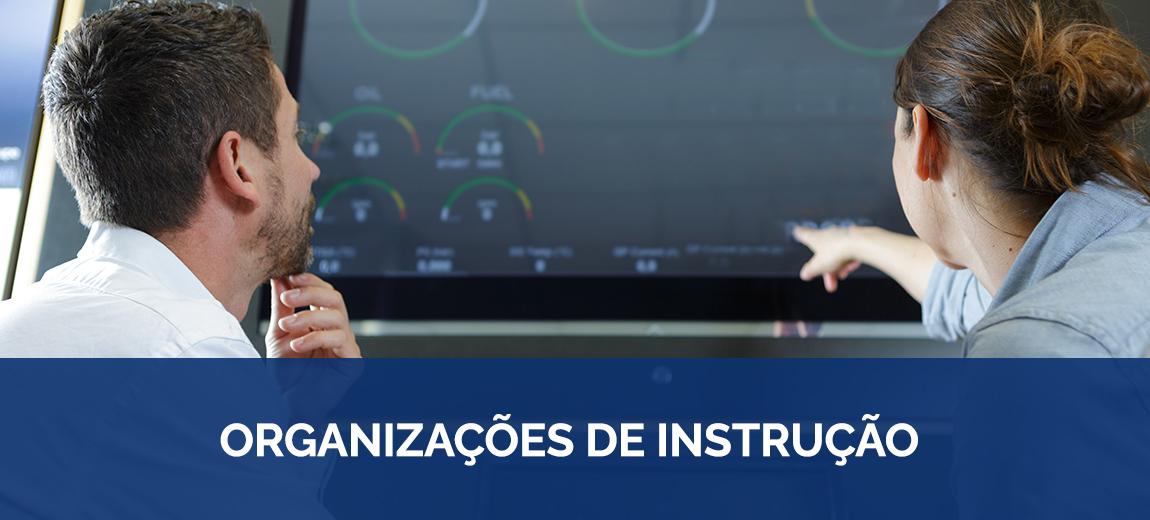 organizações de instrução