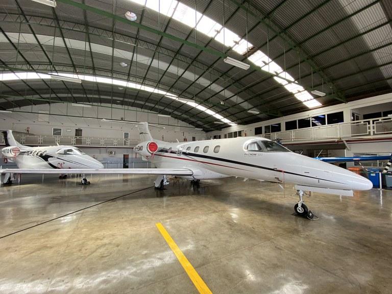 Compartilhamento de aeronaves