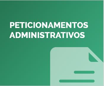 Acessar Peticionamentos Administrativos