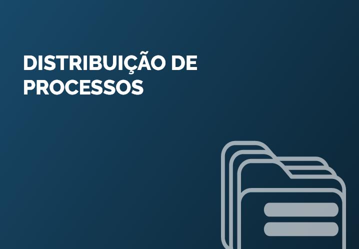 Distribuição de processos