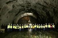ANTT acompanha obras do 4º túnel do Contorno de Florianópolis