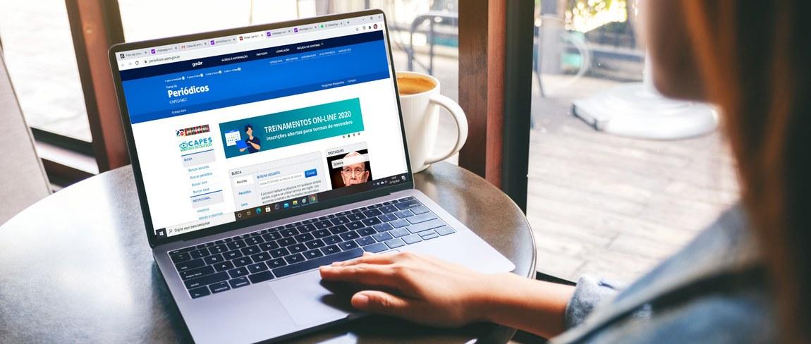 Quase 50 mil usuários fizeram treinamentos do Portal de Periódicos