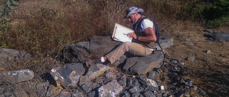 Cientistas apoiados pelo PrInt descobrem fósseis de 550 milhões de anos