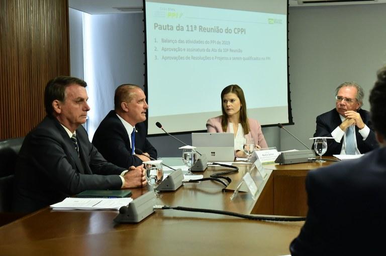 Conselho aprova inclusão de 18 novos projetos na carteira do PPI
