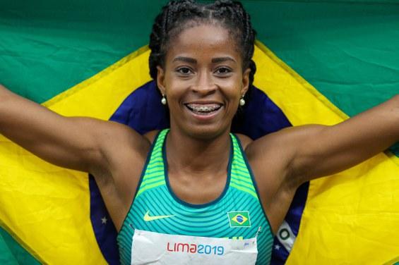 Bolsa Atleta fornece assistência e incentivo para atletas profissionais
