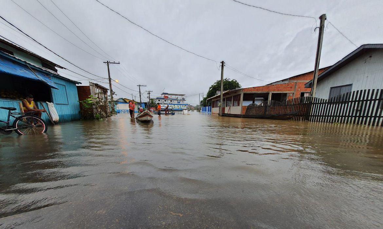 Nessa semana foram destinados R$ 4,18 milhões para o enfrentamento dos danos causados pelas inundações; além disso foram enviadas mais de 120 mil máscaras triplas, 62 mil máscaras PFF, seis mil toucas e 240 macacões para auxiliar os profissionais de saúde