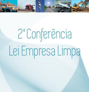 Conferência Lei Empresa Limpa