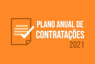 Plano Anual de Contratações 2021