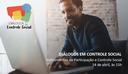 """CGU realiza segundo encontro virtual do """"Diálogos em Controle Social"""""""