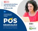Inscrições abertas para a segunda turma da Pós-Graduação em Ouvidoria Pública