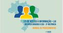 CGU publica manual da 3ª instância recursal da Lei de Acesso à Informação
