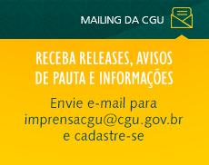 Mailing da CGU