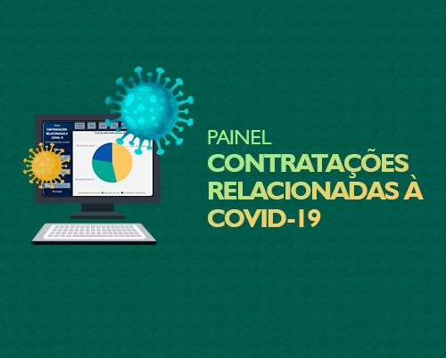 CGU lança painel para dar transparência a contratações relacionadas à Covid-19