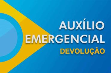 Auxílio emergencial: Devolução
