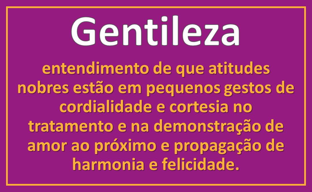 Gentileza