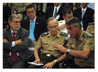- Segurança da Conferência Rio+20 envolverá efetivo de 15 mil profissionais