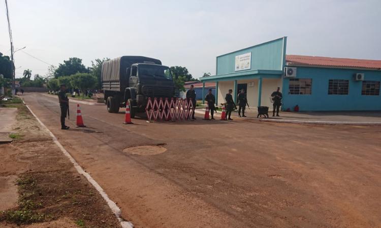 Operações de Garantia da Votação e da Apuração ocorreram em 513 localidades