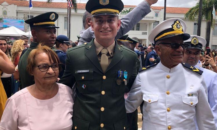 """Sargento Renan Péricles foi o destaque da Turma """"Centenário da Missão Militar Francesa no Brasil"""""""
