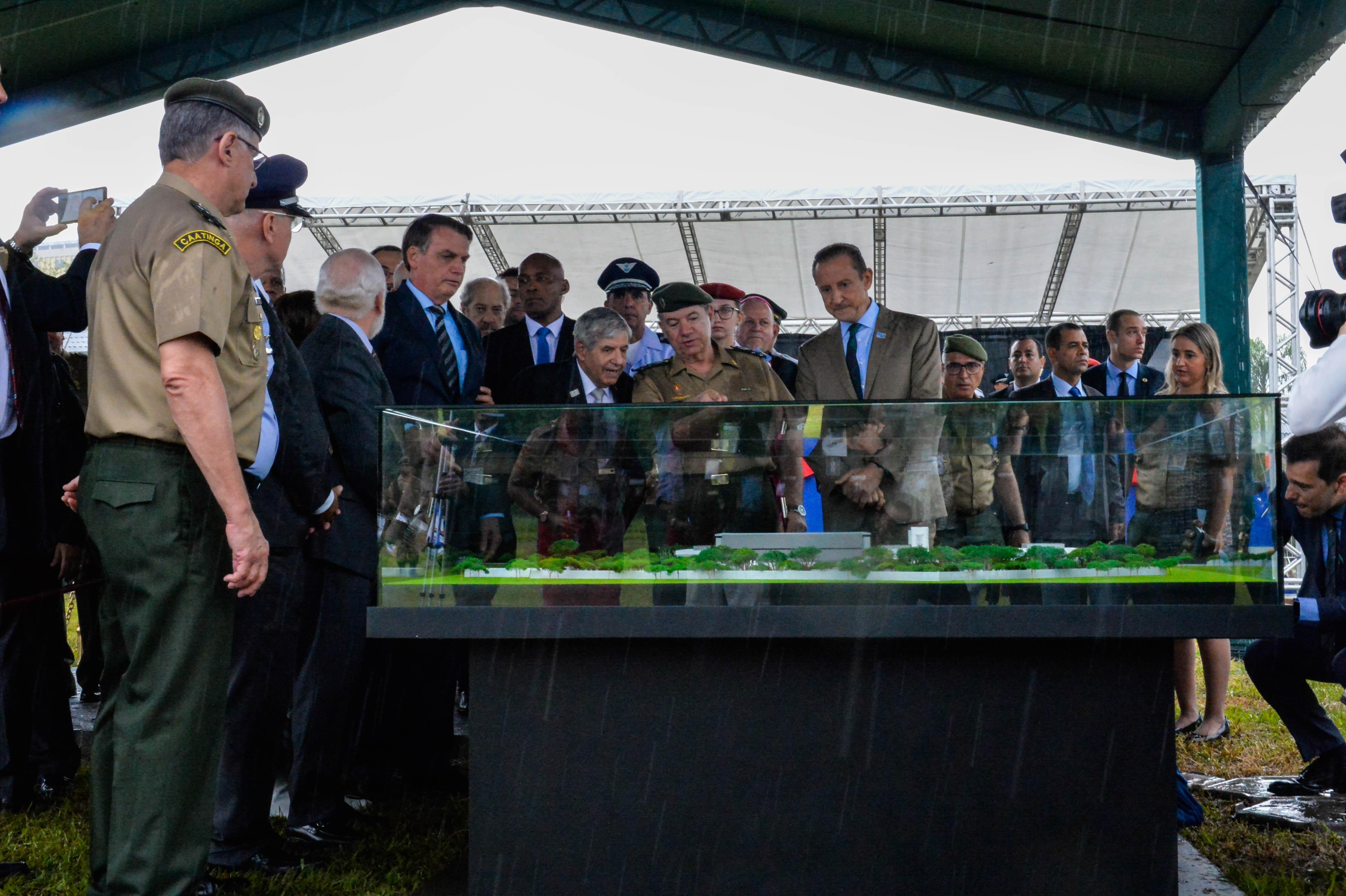 Instituição de ensino é a 14ª unidade do sistema de ensino fundamental e médio das Forças Armadas brasileiras
