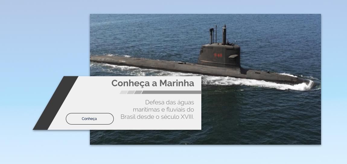 Conheça a Marinha