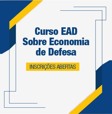 Economia de Defesa será tratada em curso a distância — Português (Brasil)