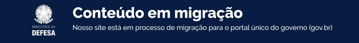 Conteúdo em Migração