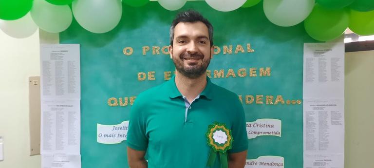 Tiago - é o TOP 15!