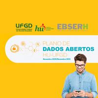 Aprovado e publicado o Plano de Dados Abertos - PDA 2020/2022 do HU-UFGD