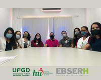 Grupo de Trabalho da Divisão de Enfermagem do HU-UFGD