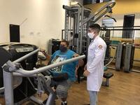 Israel Caetano de Freitas é um dos pacientes do HC-UFPE/Ebserh que aderiu ao Programa