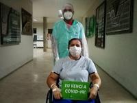 Cecília Ribeiro tem 51 anos de idade e chegou à Paraíba no domingo passado