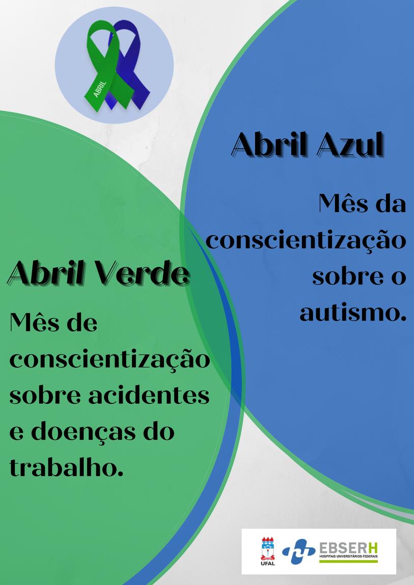 Campanha Abril Verde e Azul