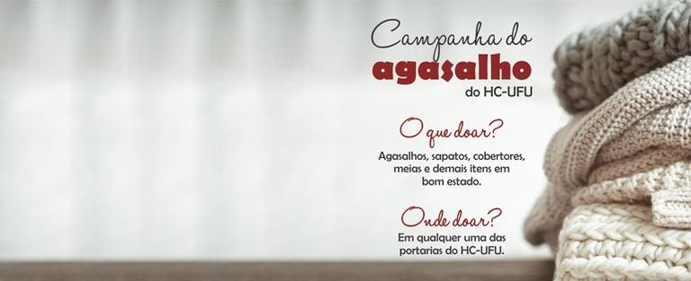HC-UFU promove Campanha do Agasalho