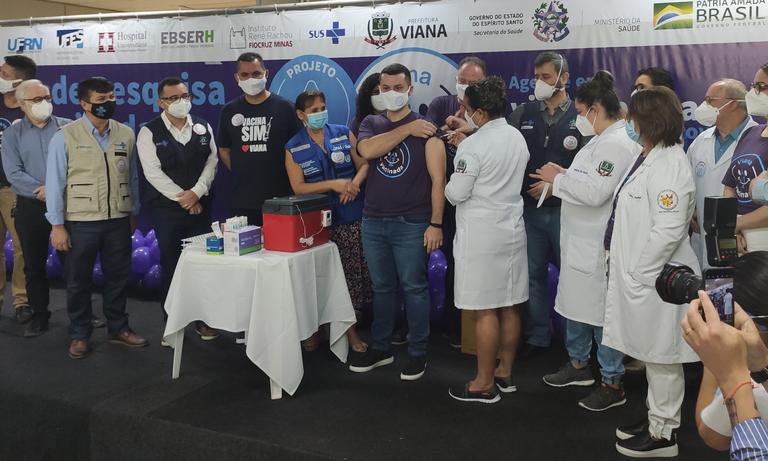 Viana Vacinada
