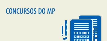 Concursos Públicos do Ministério